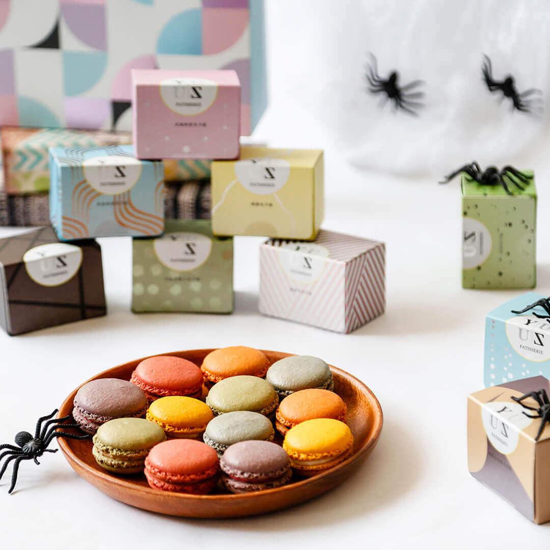 甜點批發採購推薦-減糖馬卡龍有什麼差別|Yuzu Patisserie 台中馬卡龍甜點專賣店