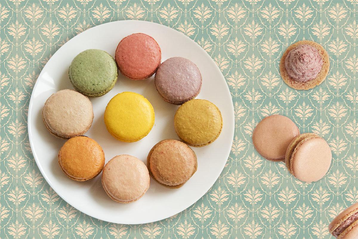 新鮮食材製作的馬卡龍購買常見問題|Yuzu天然色素減糖馬卡龍專賣店