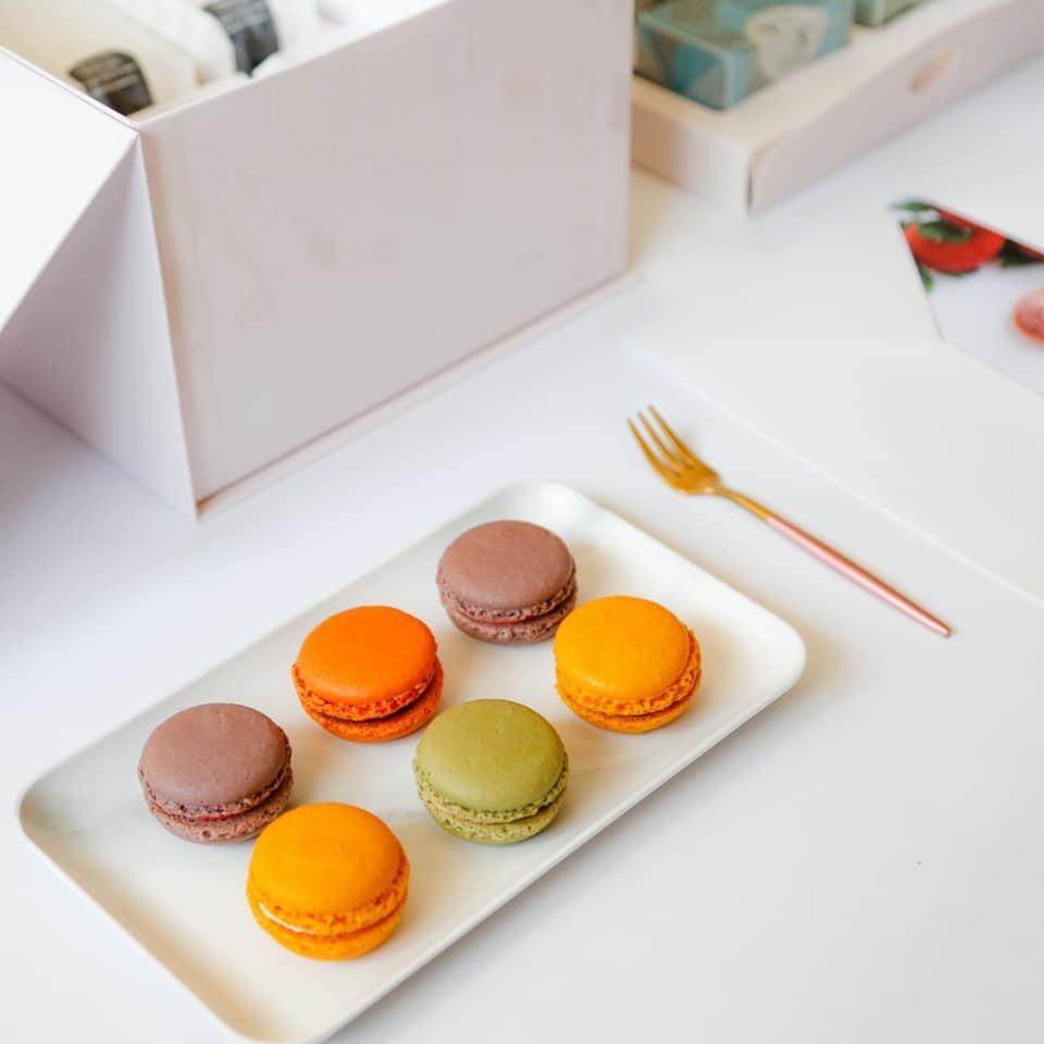 甜點批發採購推薦-減糖馬卡龍是什麼|Yuzu Patisserie 台中馬卡龍甜點專賣店