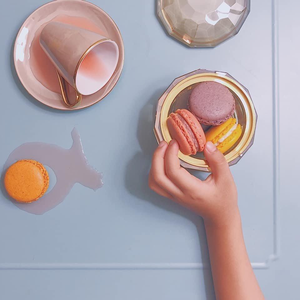 甜點批發採購推薦-減糖馬卡龍口味介紹|Yuzu Patisserie 台中馬卡龍甜點專賣店