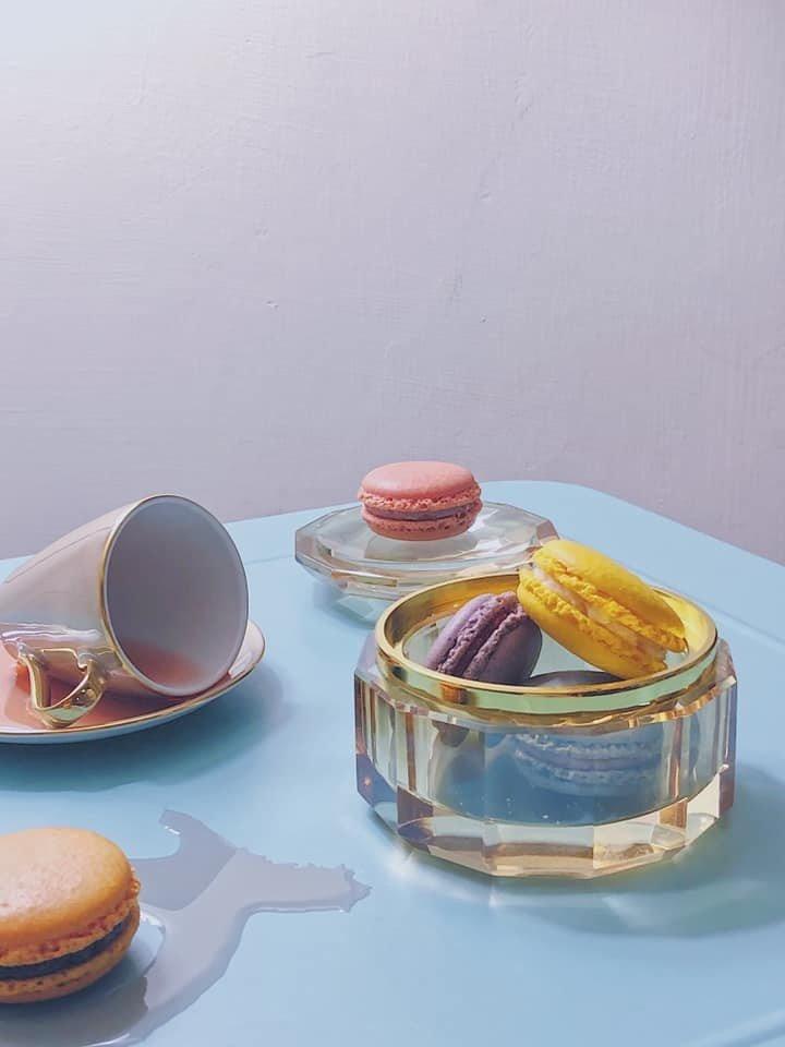 甜點批發採購推薦-Yuzu減糖馬卡龍介紹|Yuzu Patisserie 台中馬卡龍甜點專賣店