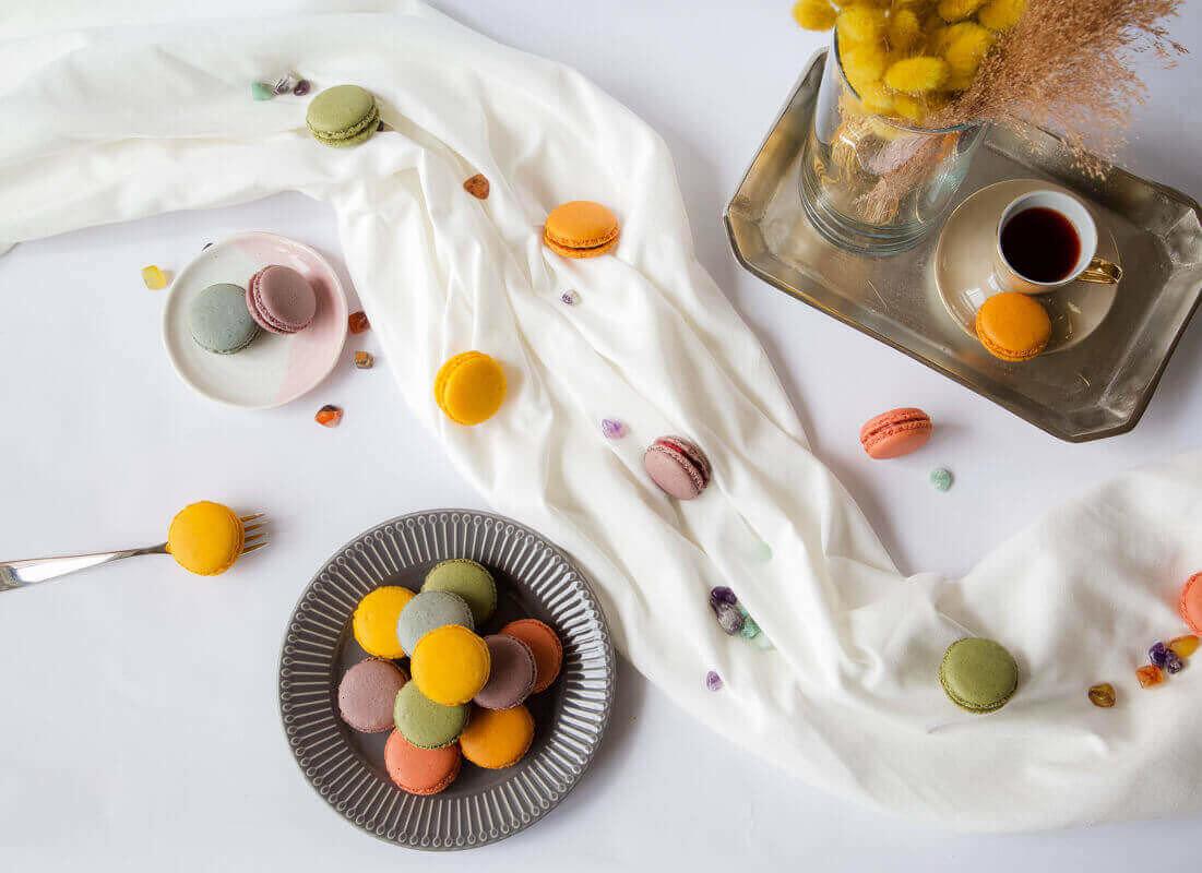 Yuzu法式減糖馬卡龍作法-無麩質甜點推薦