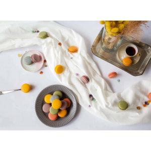 Yuzu 法式減糖馬卡龍做法五大步驟,美味秘訣大公開!