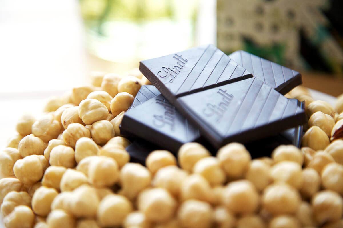道地精選優質瑞士巧克力酥脆烘烤榛果香醇美味