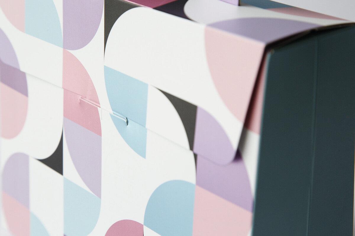 Yuzu法式減糖馬卡龍手提禮盒細節3