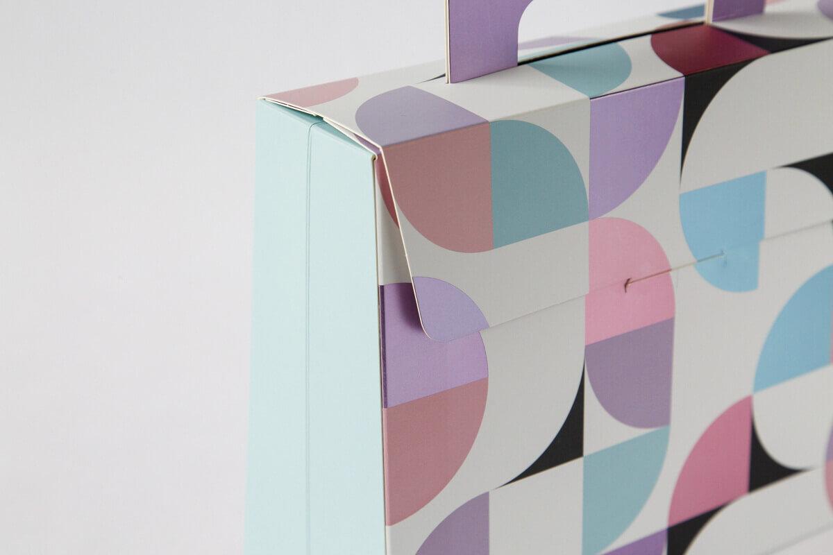伴手禮手提禮盒首選-Yuzu法式甜點減糖馬卡龍禮盒