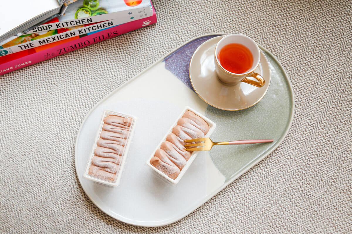 Yuzu無麩質低糖乳酪蛋糕