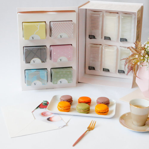 Yuzu patisserie全家福無麩減糖甜點大禮盒(新年特惠價格到1月底結束)