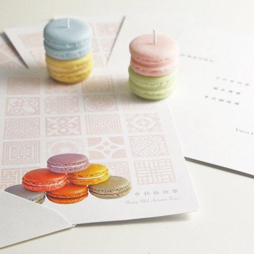 Yuzu禮盒卡片(文字內容可客製化)