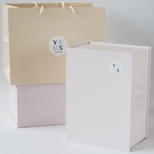 Yuzu patisserie全家福綜合減糖馬卡龍月光寶盒大禮盒(含賀卡可客製卡片內容)