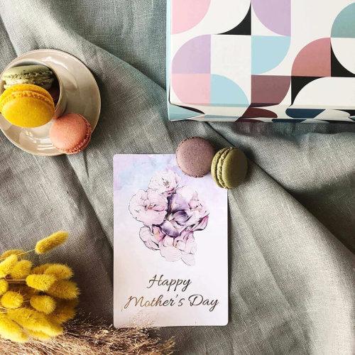 客製化卡片內容「用心傳遞愛和表白」